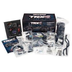 Traxxas TRX 4 KIT Crawler TQi, XL 5, sin bateria ni cargador, TRX82016 4