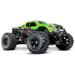 Traxxas X Maxx 4WD VXL 8S Monstertruck TQi TSM (no bateria ni cargador), Verde V2