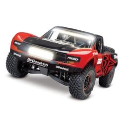 Traxxas Unlimited Desert Racer 4WD incl LED, TQi VXL 6S (no bat/cargr), Rigid