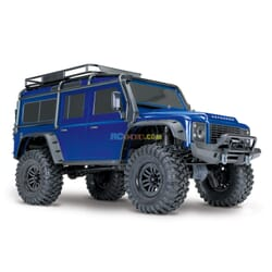 Traxxas Land Rover Defender Crawler Azul