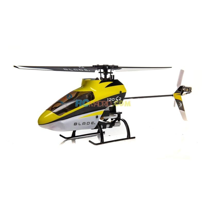 Helicoptero Blade 120 S2 SAFE RTF