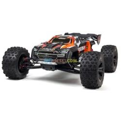 KRATON 4X4 8S BLX BL Speed Monster Truck RTR Naranja