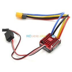 Hobbywing Quicrun 1080 80A ESC Brushed