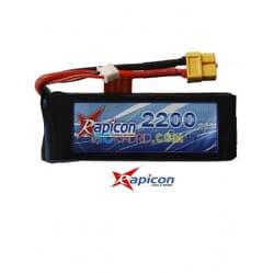 Lipo Rapicon 7.4V 2200mAh 2S 30C