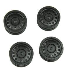 1.0 Method MR307 Hole Wheels (4pcs): SCX24