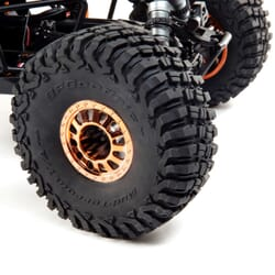 1/10 Lasernut U4 4WD Brushless RTR Negro