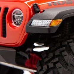 Axial SCX10 III Jeep JLU Wrangle con Portales RTR, Naranja 1/10