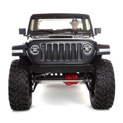 Axial SCX10 III Jeep JT Gladiator con Portales RTR, Gris 1/10
