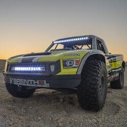 Super Baja Rey 1/6 2.0 4WD  Desert Truck RTR Amarillo