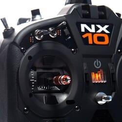 Emisora Spektrum NX10 Solo Tx