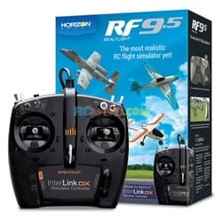 Simulador Rc Realflight 9.5 con Interlink Spektrum 605482718759