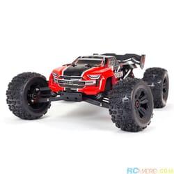 Kraton V5 6S 4WD BLX 1/8 Firma RTR Rojo