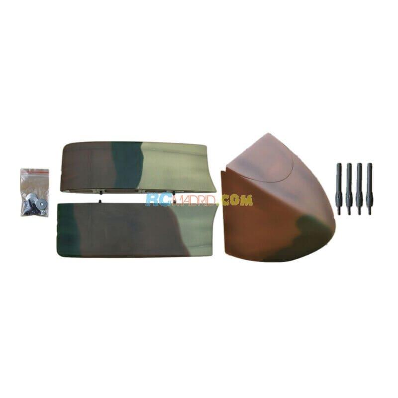 Fuselage Pods/Parts OV-10 30cc