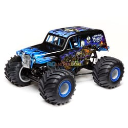 LMT4wd Solid Axle Monster Truck SonUvaDiggerRTR