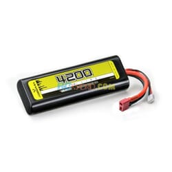 Lipo Absima 2S 4200 30C TDean