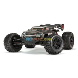 KRATON 4WD EXtreme Bash Roller Speed Monster Truck Negro 1/8