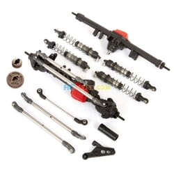 "Kit conversion Ejes Estandar 12.3"" y 13.9"" SCX10 III"