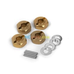 Hexagonos Rueda Aluminio (4)