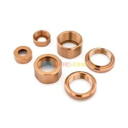 Conjunto Piezas metalicas Amortiguador (2)