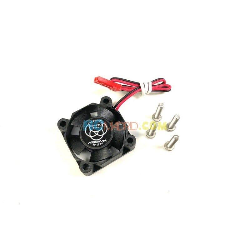 Ventilador Alta velocidad Standard 15.000rpm Tamaño 30mm