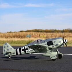 Focke-Wulf Fw 190A 1.5m Smart BNF Basic AS3X y SAFE Select