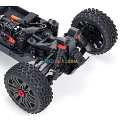 1/8 Typhon 4X4 3S BLX Brushless V3 4WD Buggy (Red)