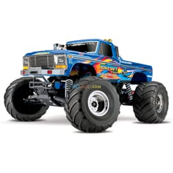 Traxxas Bigfoot X 1/10 monster 2WD RTR