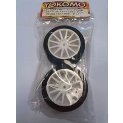 Rueda Yokomo 26mm Medio goma espuma