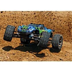 Traxxas Rustler 4X4 VXL TQi TSM (no bateria ni cargador)