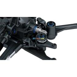 Traxxas Slash 4x4 VXL TQi TSM (no bateria ni cargador) Fox