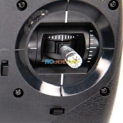 Emisora Spektrum DXS con receptor AR410