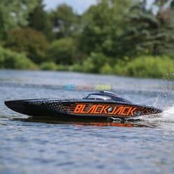 """Blackjack 42"""" 8S Brushless Catamaran RTR"""