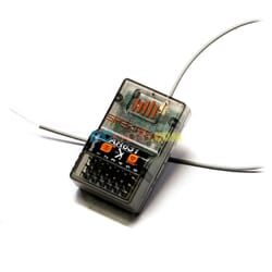 Receptor OEM 6 Canales DSMX AR631 con AS3X y Safe Select