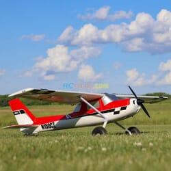 Eflite Carbon-Z Cessna 150T SAFE 2.1m BNF Basic