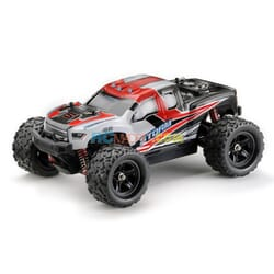 Coche 1/18 Storm 4WD Monster Truck 2,4GHZ Rojo