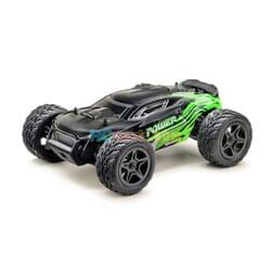 Coche 1/14 Power 4WD Truggy 2,4GHZ Verde