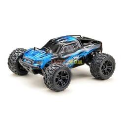 Coche 1/14 Racing 4WD Monster Truck 2,4GHZ Azúl