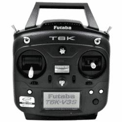 Emisora Futaba 6K V3 + R3008SB