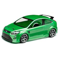 Carroceria touring 1/10 Ford Focus 200mm sin pintar