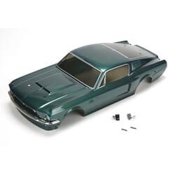 Carroceria pintada 1/10 1Ford Mustang 1967