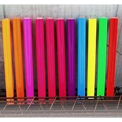 Film retractil color Gris 1 m