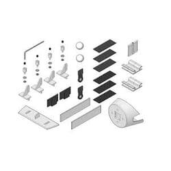 Accesorios easyglider pro (inc. bancada motor)