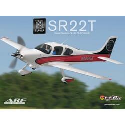 GREAT PLANES - Cirrus SR22 .46-.72 GP/EP ARF