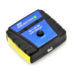 Cargador Lipo Celectra para bateria 2S Eflite