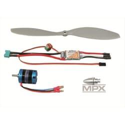 Kit Multiplex de propulsion Park Master 3D Tuning
