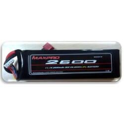 Bateria Lipo Max pro 2600 mAh 11.1 3s 30C
