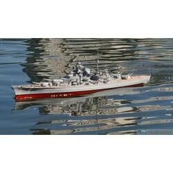 Acorazado Bismarck 1250mm ARR