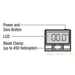 Medidor de incidencias 5 en 1 AnglePro II