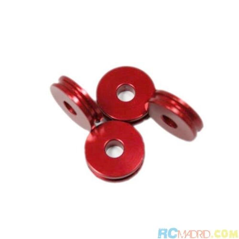 Separador Secraft Aluminio 5mm