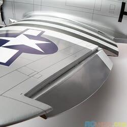 P-47 Thundelbolt 20cc